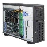 Supermicro Rackmount/Tower Server Chassis CSE-745BTQ-R1K28B-SQ