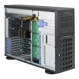 Supermicro Rackmount/Tower Server Chassis CSE-745BTQ-R1K28B-SQ