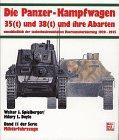 Militärfahrzeuge, Bd.11, Die Panzerkampfwagen 35(t) und 38(t) und ihre Abarten