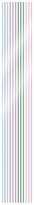 Mrs Grossmans Design Line Multi Metallic Slivers - Mrs Grossmans Sticker Strips