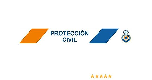RD80213 - Cintas de Balizamiento Protección Civil Balizamiento Plastico 7,5 cm x 200 m x 0,05 mm con CTE, RIPCI Nueva Legislación: Amazon.es: Industria, empresas y ciencia