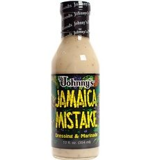 - Johnny's Dressing & Marinade Jamaica Mistake 6x 12Oz
