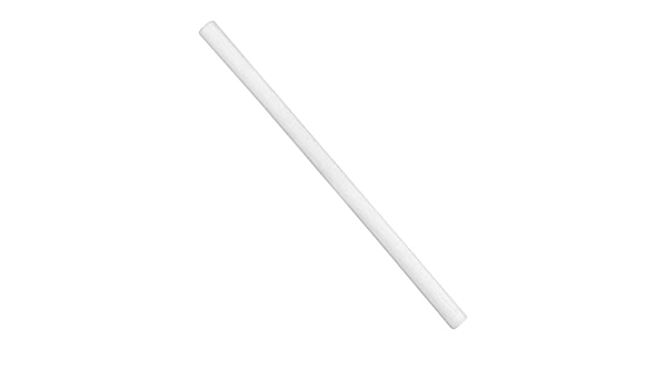 "Black Delrin Acetal Plastic Rod 3//4/"" Diameter x 36/"" Length"