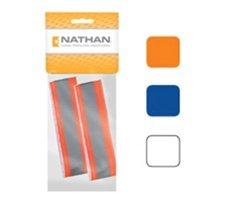 Nathan Reflective Ankleband (1-Pair), Orange