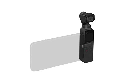 2019 DJI Osmo Pocket Handheld Axis Gimbal Stabilizer with Integrated Camera, Comes 128GB Extreme Micro SD, Attachable To Smartphone, Android, iPhone by DJI (Image #6)
