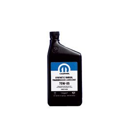 Mopar Manual Transmission (OEM Mopar 4874459 Gear Lube Synthetic Manual Transmission Fluid SAE 75W85 NV4500 (MS-9070)(1 Quart/32 Ounces))