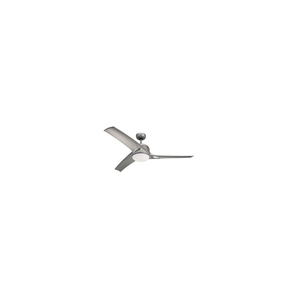 Monte Carlo R009643 Mach One Ceiling Fan with Light ,Finish and Blades