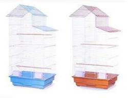 Prevue Pet Products Keet Tiel Cage Tall House Style Roof 18X14X39″, My Pet Supplies