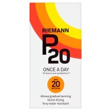 PACK OF 2 - P20 Once-A-Day Sun Protect Spray Spf 20 200ML