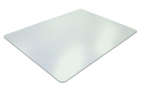 - EcoTex Revolutionmat Anti-Slip Chair Mat for Hard Floors, 100% Recycled, Tinted, Rectangular, 48