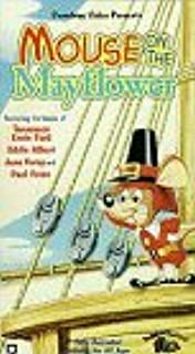 Amazon.com: Mouse on the Mayflower [VHS]: Tennessee Ernie Ford ...
