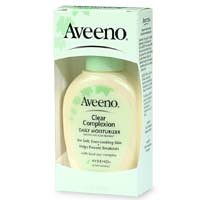 Aveeno Clear Complexion Daily Moisturizer, 4-Ounce Bottles