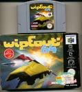 Wipeout 64 (Nintendo 64 Video Game Cartridge) (Wipeout 64 (Nintendo 64 Video Game Cartridge), Wipeout 64 (Nintendo 64 Video Game Cartridge))
