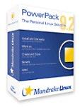 MANDRAKE-LINUX Mandrake 9.2 PowerPack (PC)