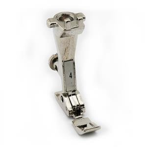 Zipper Foot #0025797000  For Bernina Sewing Machines Old Typ