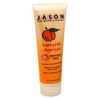 Jason Hand and Body Lotion Apricot -- 8 fl - Apricot Lotion