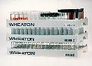 Wheaton Science Products 868806 Scintillation Vial Rack, 50-Hole (Pack of 5)