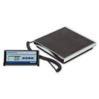 Detecto Scales Co DR550C Scale Platform Digital With Adapter Ea