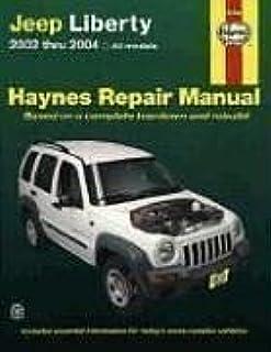 2003 jeep liberty owners manual jeep amazon com books rh amazon com 2004 jeep liberty sport service manual Modified Jeep Liberty