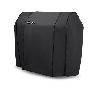 Weber Gas Grill Premium Cover (fits Spirit 200/300 series...