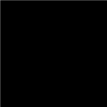 24'' x 10 ft Roll of Matte Black Repositionable Adhesive-Backed Vinyl for Craft Cutters, Punches and Vinyl Sign Cutters