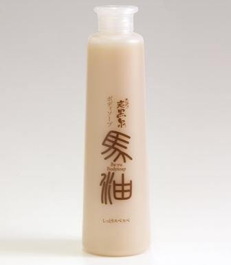 [Immobility chemical] cypress Black Smith Izumi horse oil Series horse oil body soap 300ml *AF27*