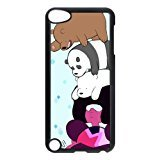 Case.Store-We Bare Bears Phone Case Customized Hard Snap-On Plastic Case for iPod Touch 5 5th Generation Cases iPod 5 YW053