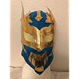 SIN CARA GOLD KIDS MASK KALISTO LUCHA DRAGONS PENTAGON JR ()