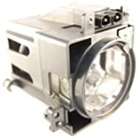 JVC HD-58S998 rear projector TV lamp with housing - high quality replacement lamp