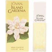 Jovan Island Gardenia Perfume by Coty for women Personal Fragrances
