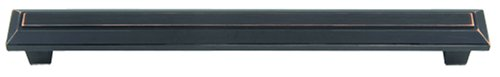 Atlas Homewares 285-VB 8-1/2-Inch Trocadero Pull, Venetian Bronze