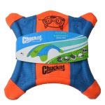 """Chuckit Flying Squirrel Toss Toy Small - 9"""" Long x 9"""" Wide (3 Pack)"""