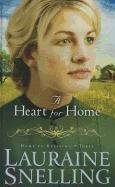 A Heart for Home (Thorndike Press Large Print Christian Romance: Home to Blessing) by Brand: Thorndike Press