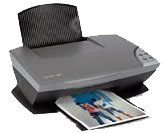 Lexmark X1185 Color All-in-One Printer
