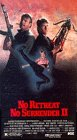 No Retreat, No Surrender 2 VHS Tape