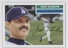 Cards Baseball Valentin - Jose Valentin (Baseball Card) 2005 Topps Heritage - [Base] #450