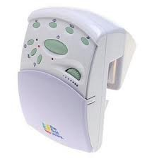 Nature's Lullaby Player with Nightlight - Voice Activated Crib Light
