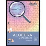 img - for Algebra Connections; (College Preparatory Mathematics, 2) book / textbook / text book