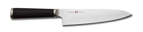 Miyako Japanese 33 Layers Damascus Steel Chef's Knife, 7 -In / 18 -Cm With Wooden Handle: Chefs' Best And Favourite Knife by Miyako