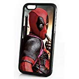 ( For iPhone 8 / iPhone 7 ) Durable Protective Soft Back Case Phone Cover - HOT30023 Deadpool