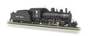Bachmann Industries Alco 2-6-0 DCC Sound Value Equipped HO Scale #39 Union Pacific Locomotive by Bachmann Trains