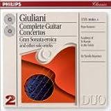 Complete Guitar Concertos;Gran Sonata Eroica...