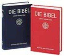 Senfkornbibel. Die Bibel nach der Übersetzung Martin Luthers, ohne Apokryphen. Kleine Taschenausgabe: Die Bibel
