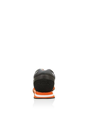Lotto Sport Zapatillas Trainer V NY Negro/Naranja EU 43 (US 10)