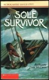 Front cover for the book Sole Survivor (Scholastic Biography) by Ruthanne Lum McCunn