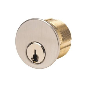 Mortise Cylinder 1-1/8'' C Keyway Keyed Alike by Kaba