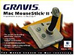 Gravis Mousestick Ii 5-Button Programmable Joystick Adb