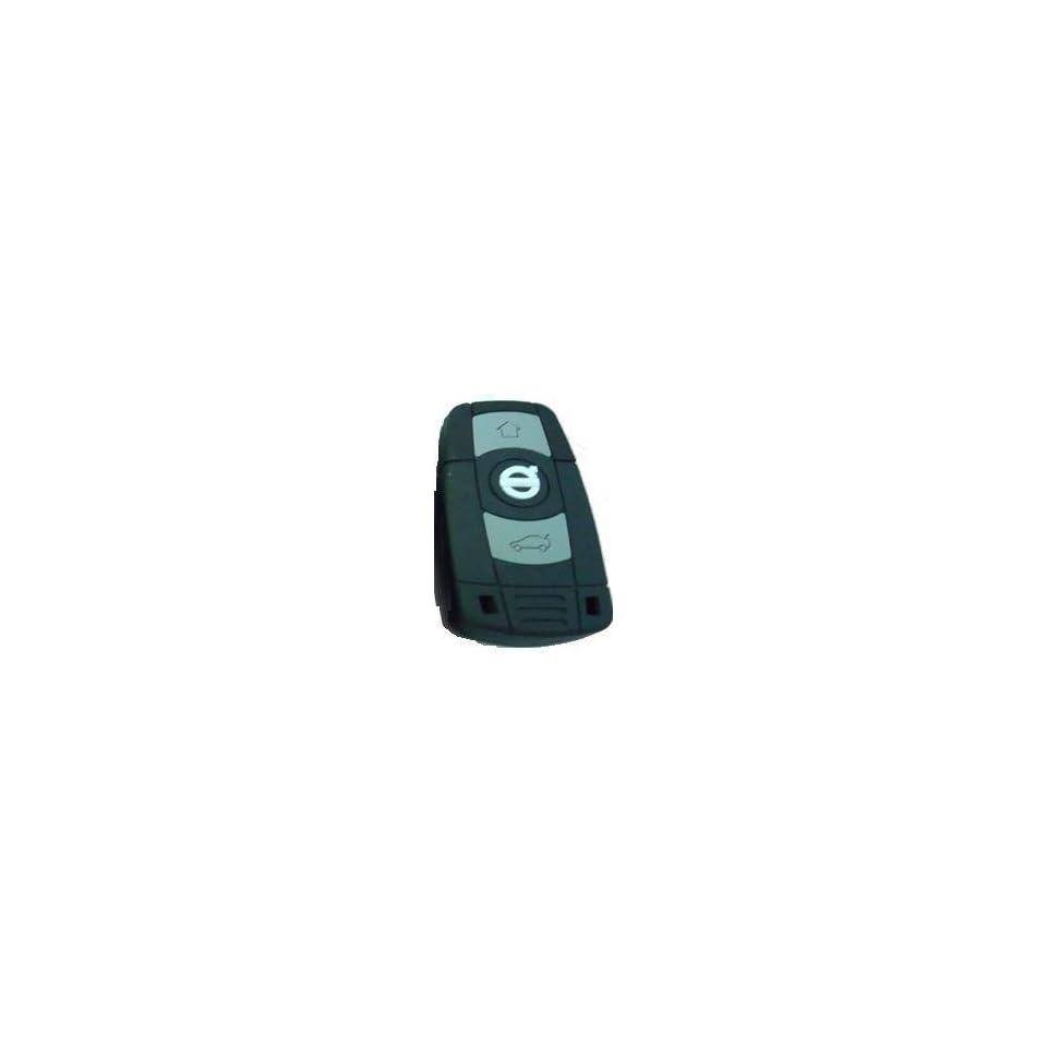 8g Volvo Car Key Shape USB Flash Stick Drive
