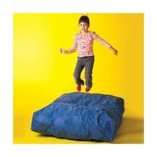 Skil-Care Crash Pad - Jumbo Foam Mat For Kids (Without Optional Cover, 5' x 5')