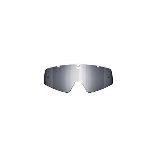 Fly Racing Youth Focus/Zone / Zone Pro Anti-Fog Lens (CHROME/SMOKE)